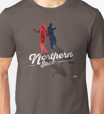 Northern Soul - for the dancers Unisex T-Shirt