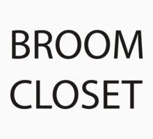 broom closet Kids Tee