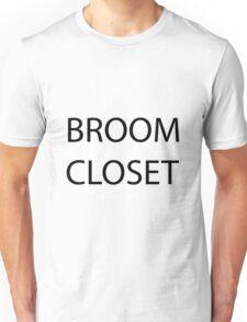 broom closet Unisex T-Shirt