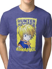 Kurapika Tri-blend T-Shirt