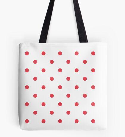 Blush polka dots Tote Bag