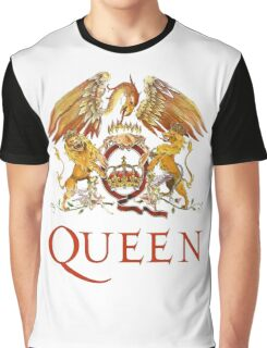 Queen Graphic T-Shirt