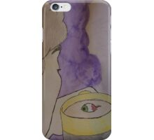 Eyeball Tea iPhone Case/Skin