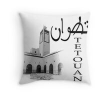 Tetouan Throw Pillow