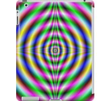 Psychedelic Neon Eye iPad Case/Skin