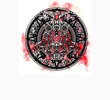 Watercolour Splash Aztec Mandala Unisex T-Shirt