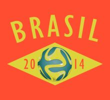 Brasil 2014 World Cup by heliconista