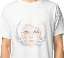 pale sketch Classic T-Shirt