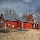 The Old Corral Store by Jennifer Hulbert-Hortman