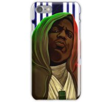 Jedis move in silence and violence iPhone Case/Skin