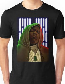 Jedis move in silence and violence Unisex T-Shirt