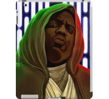Jedis move in silence and violence iPad Case/Skin