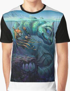 Sea Creature Graphic T-Shirt