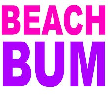 Beach Bum by hipsterapparel