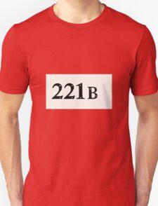 221b tshirt T-Shirt