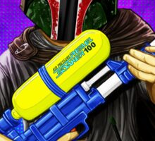Boba Wett's Rebel Soaker 100 Sticker