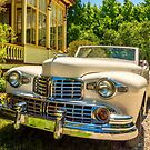 1948 Lincoln convertible  by kenmo