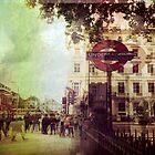 London Street Life by AllyNCoxon