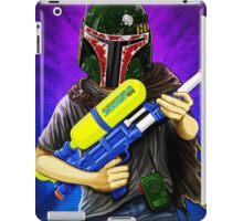 Boba Wett's Rebel Soaker 100 iPad Case/Skin