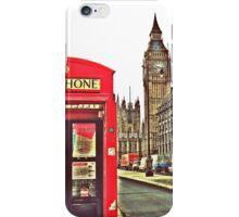 Big Ben's Calling iPhone Case/Skin