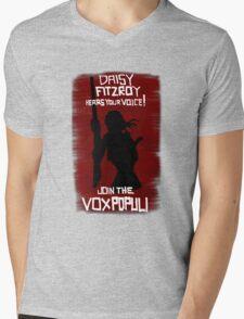 Voxpopuli Mens V-Neck T-Shirt