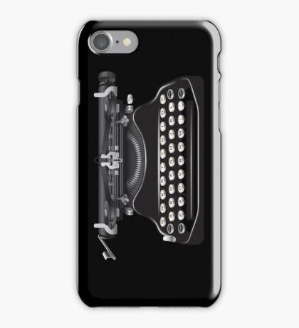 Vintage Typewriter Machine iPhone 4 Case / iPad Case /  iPhone 5 Case  / Samsung Galaxy Cases / Pillow / Tote Bag  iPhone Case/Skin