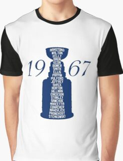 TML Stanley Cup Team 1967 Graphic T-Shirt