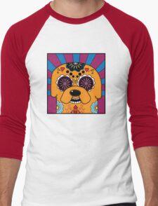 Jake's time of Adventure Men's Baseball ¾ T-Shirt