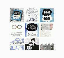 tfios collage tshirt Unisex T-Shirt
