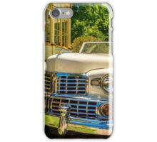 1948 Lincoln convertible  iPhone Case/Skin