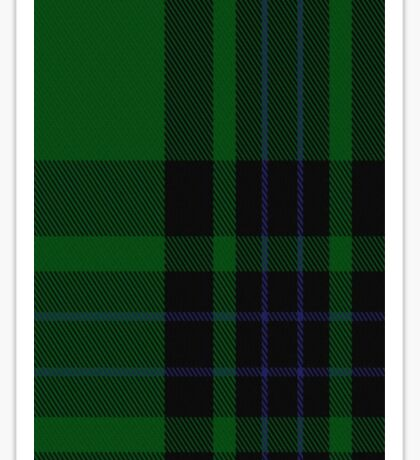 02500 Duchess of Fife #2 Fashion Tartan  Sticker