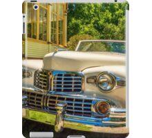 1948 Lincoln convertible  iPad Case/Skin
