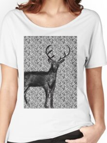 Deer Women's Relaxed Fit T-Shirt