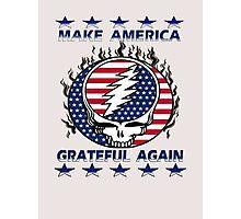 Make Grateful Again - America Photographic Print