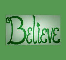 Believe - by AngeliaJoy by byAngeliaJoy