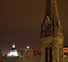 Providence, Ri by Ryan Paradis
