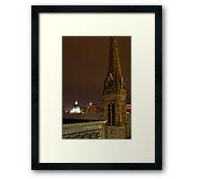 Providence, Ri Framed Print