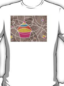 cupcake shapes T-Shirt