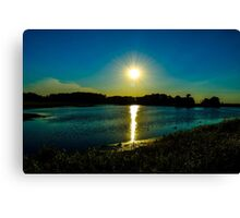 Bombay Sunshine Canvas Print