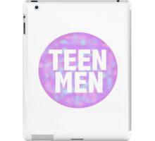 Teen Men iPad Case/Skin