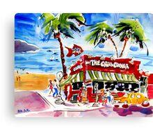 Crab Cooker, Newport Beach Canvas Print