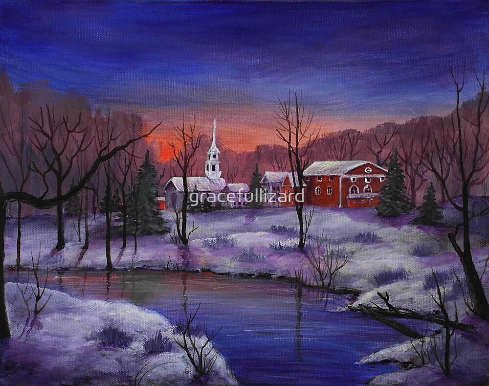Stowe - Vermont by Anastasiya Malakhova