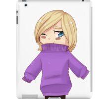 France chibi iPad Case/Skin