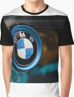 Bmw Logo Graphic T-Shirt