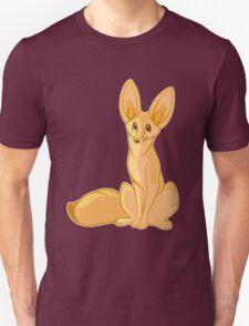 Fennec Fox Unisex T-Shirt