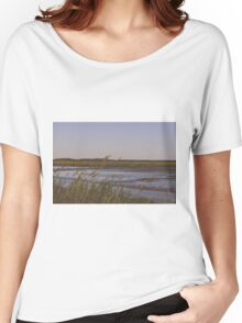 Bombay Landscape Women's Relaxed Fit T-Shirt
