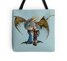 How to Train Your Dragon 01 Tote Bag