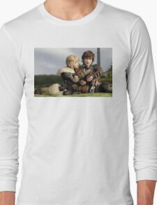 How to Train Your Dragon 04 Long Sleeve T-Shirt
