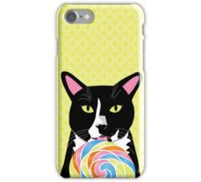 Cats can't taste sweet iPhone Case/Skin