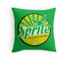 Thirst For Adventure Throw Pillow